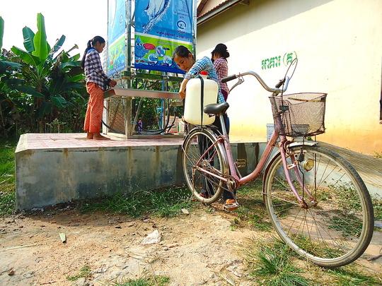 Bringing Clean Water Home