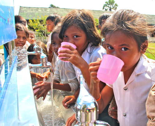 Bring Clean Water & Education to 2,000 in Cambodia