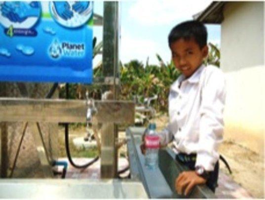 Chhun Vannchhai, 6th Grade Student