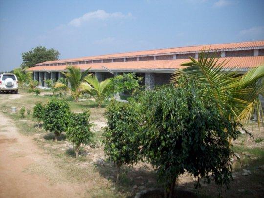 Vocational Training center, Piduguralla