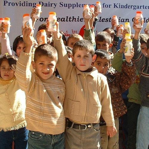 Supplemental Nutrition for West Bank Children
