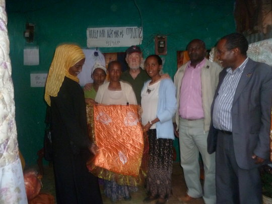 Changing  Lives of 200 Poor Women in Ethiopia