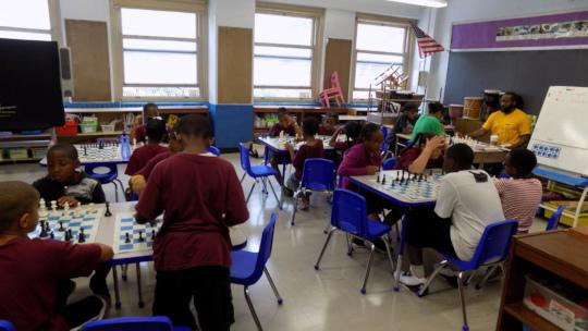 Strategizing Chess Moves