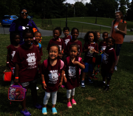 Camp Activities at Prospect Park