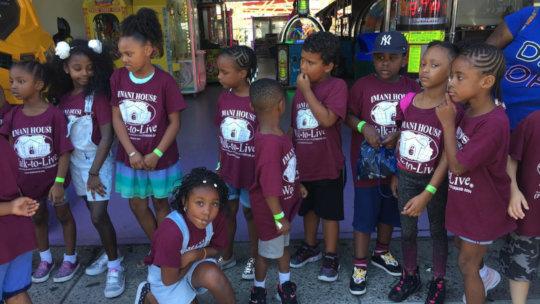 CAMP Imani Kids