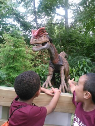 Dinosaurs Come Alive