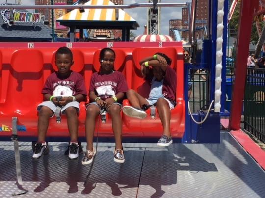 Amusement Park Trip