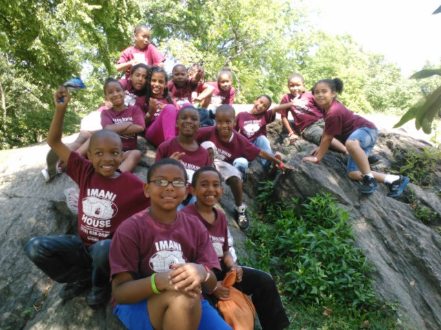 Support 7 Weeks of Full-Day Summer at CAMP IMANI
