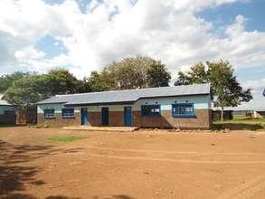 Mbaya Musuma Basic School building