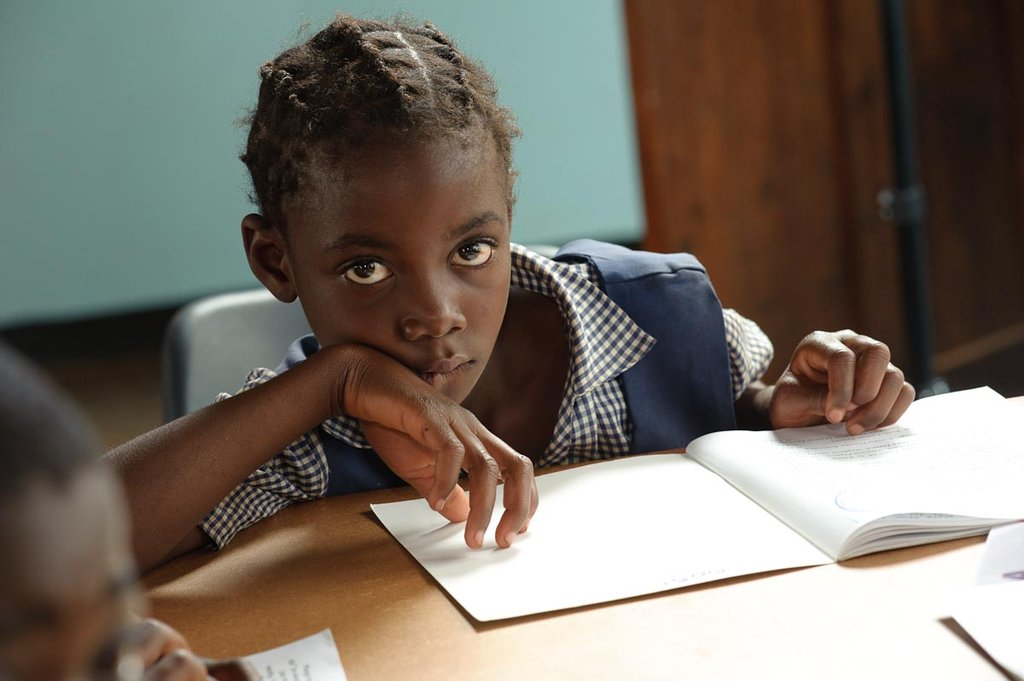 Help build a school library in Zambia