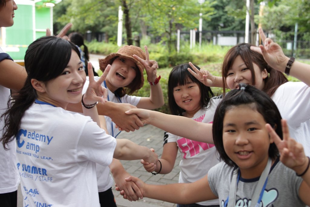 From Academy Camp 2012 Summer in Tokyo