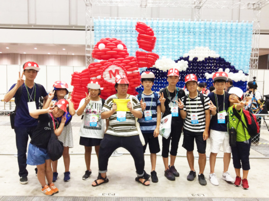 We will be part of Maker Faire Tokyo 2019