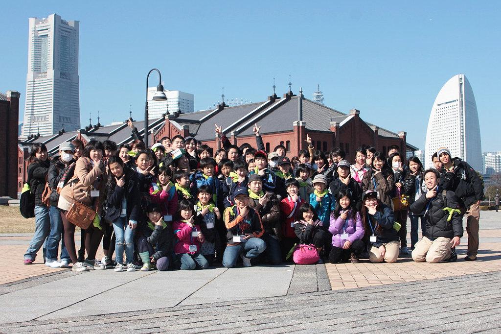 From Academy Camp 2013 Winter in Yokohama