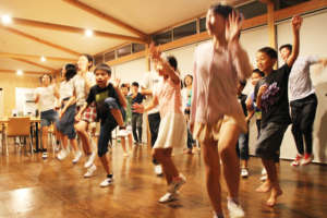 Dance to the rhythm of Zumba