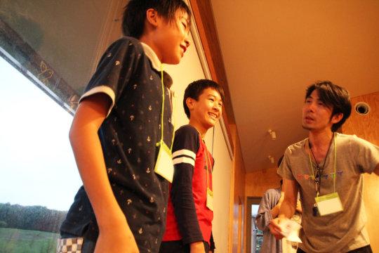 Improvising with professional actors
