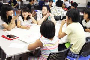 Girls talk - on sustainable development goals