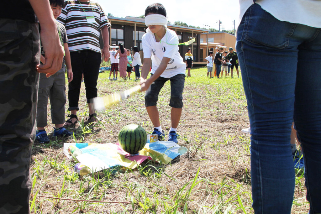 Watermelon Bust - the Japanese style