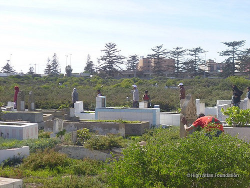 Essaouira Cemetery Restoration