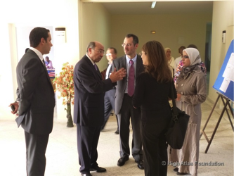 US Consul General Attends the Conference