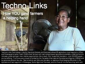 Techno-Links Project Update - June 2013 (PDF)