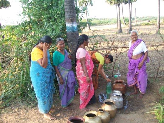 Potable Water - 400 Tribal Families in Coastalzone