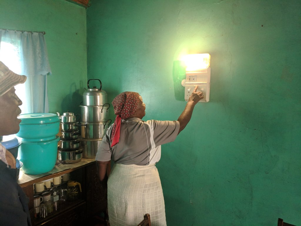 Solar Jobs & Energy for Rural Lesotho Communities