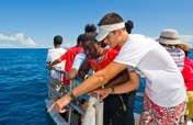 Teach 40 kids in Miami to be Responsible Anglers