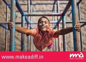 Help 4500 children in India pursue their passion
