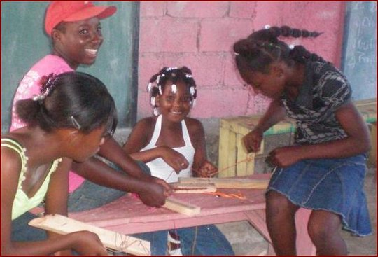 Create opportunities for families in Haiti!