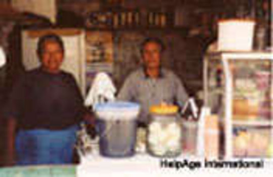 Business Loans for Older Peruvians