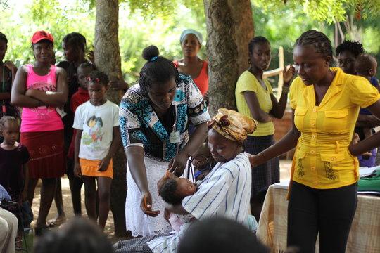 HAS Haiti brings lifesaving care to communities.