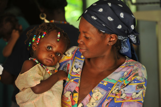 Give Life-Saving Care to Mothers, Infants in Haiti