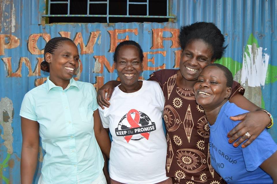 The Power Women Moms LitClub of Kibera