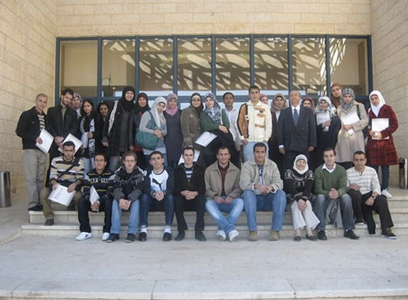 Professional Development of Palestinian Youth