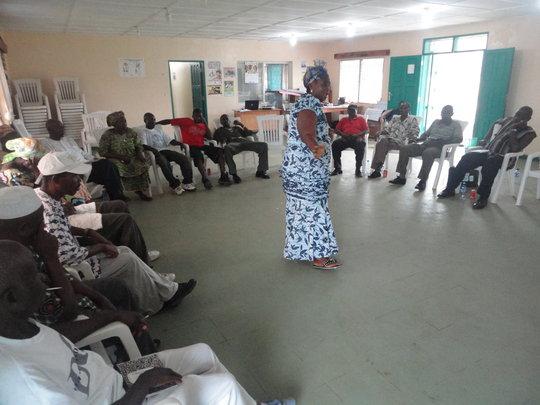 SHIFSD facilitated DCMs leadership training ppts