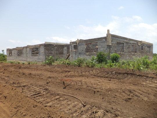 SHIFSD MYTC building under construction