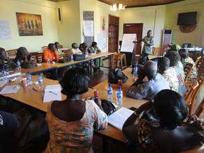 SHIFSD facilitated CEOs leadership training ppts