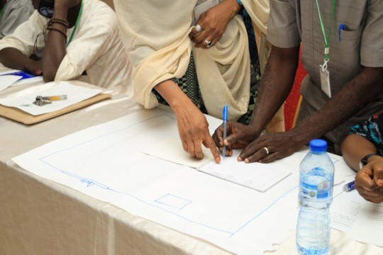 Mapping out routes of sources of contamination
