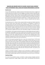 M&E on Gadan women thus far (PDF)