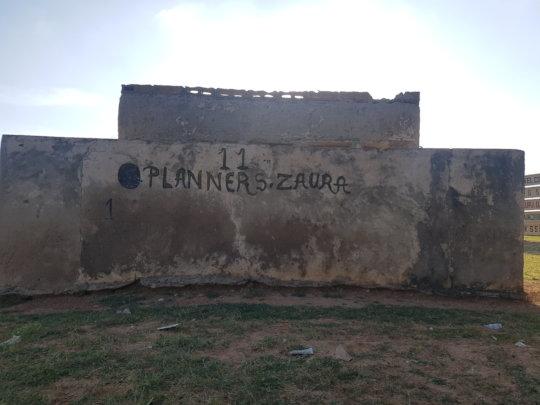Dilapidated Toilet