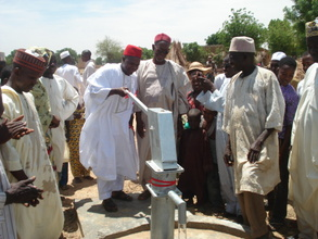 Commissioning of project by state representative