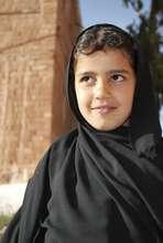 Young Yemeni Girl