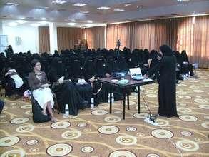 PDC Training of Women Leaders in Yemen