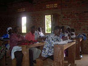 Community Health Worker Training in Naigobya
