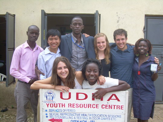 Education and Nutrition for Ugandan Youth