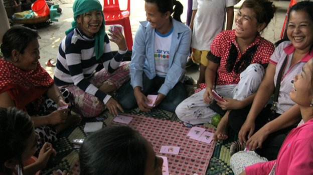 HIV/AIDS Prevention Among Women in Phnom Penh
