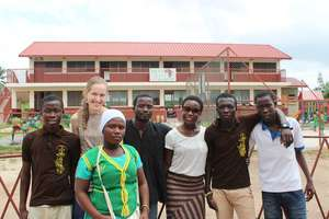 Helping Young People in Ghana finish High School