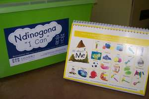"Ndinogona ""I Can"" Stimulation Kit activities"