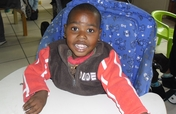 Bring playtime to 100 children with disabilities
