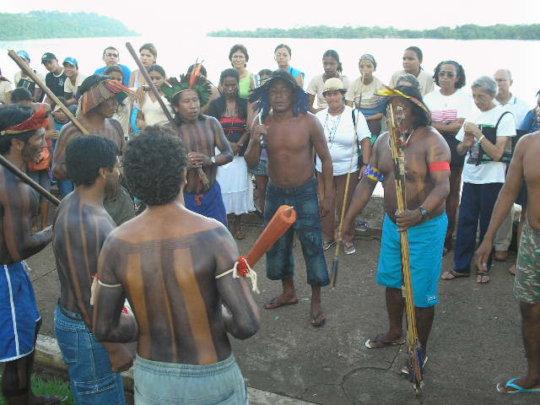 Belo Monte. Photo courtesy of Antonia Melo.